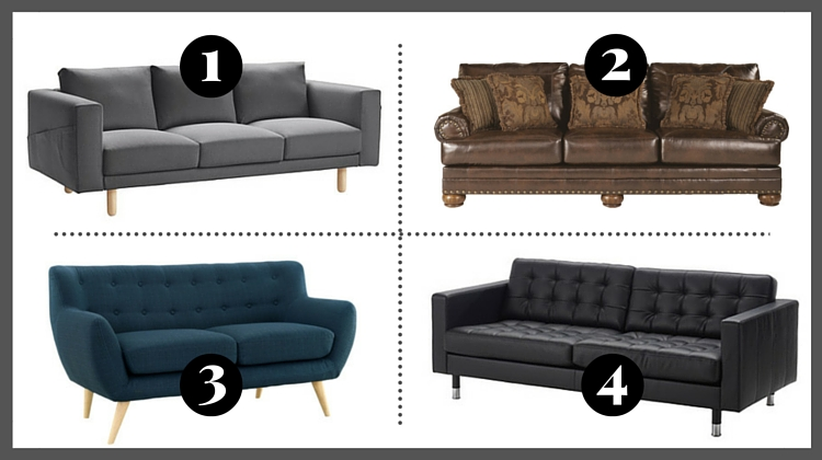 4 Popular Interior Design Styles for Male Living Rooms