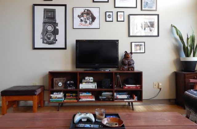 Eclectic Syracuse Apartment