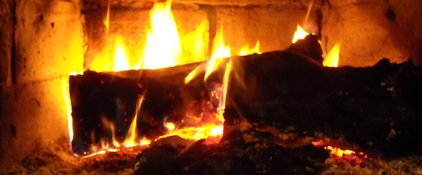 Wood vs. Gas Fireplaces