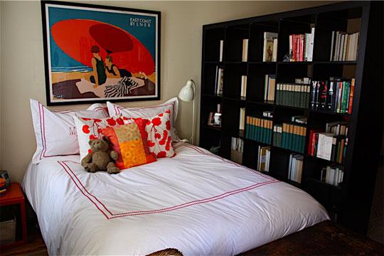 Book Shelf Room Divider 2