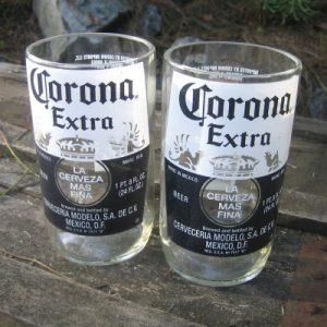 Recycled Corona Bottles