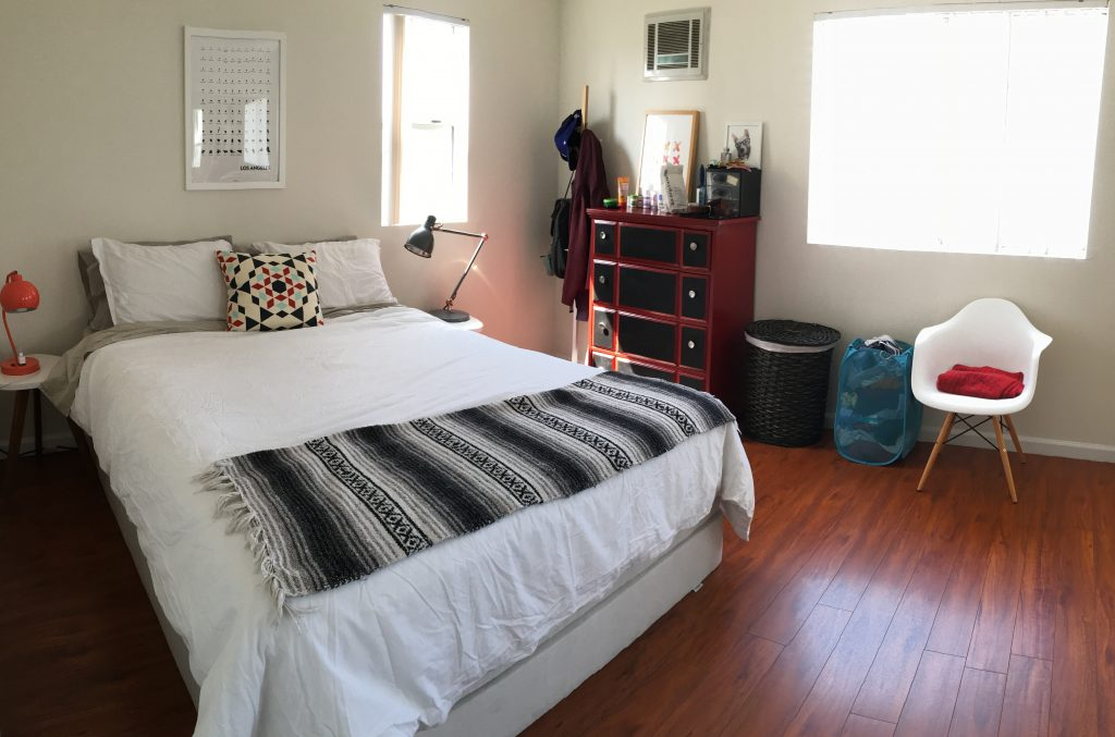 One Bedroom Los Angeles Apartment