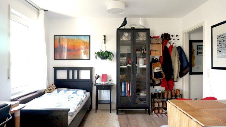Colorful German Apartment