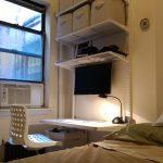 Tiny NYC Bedroom