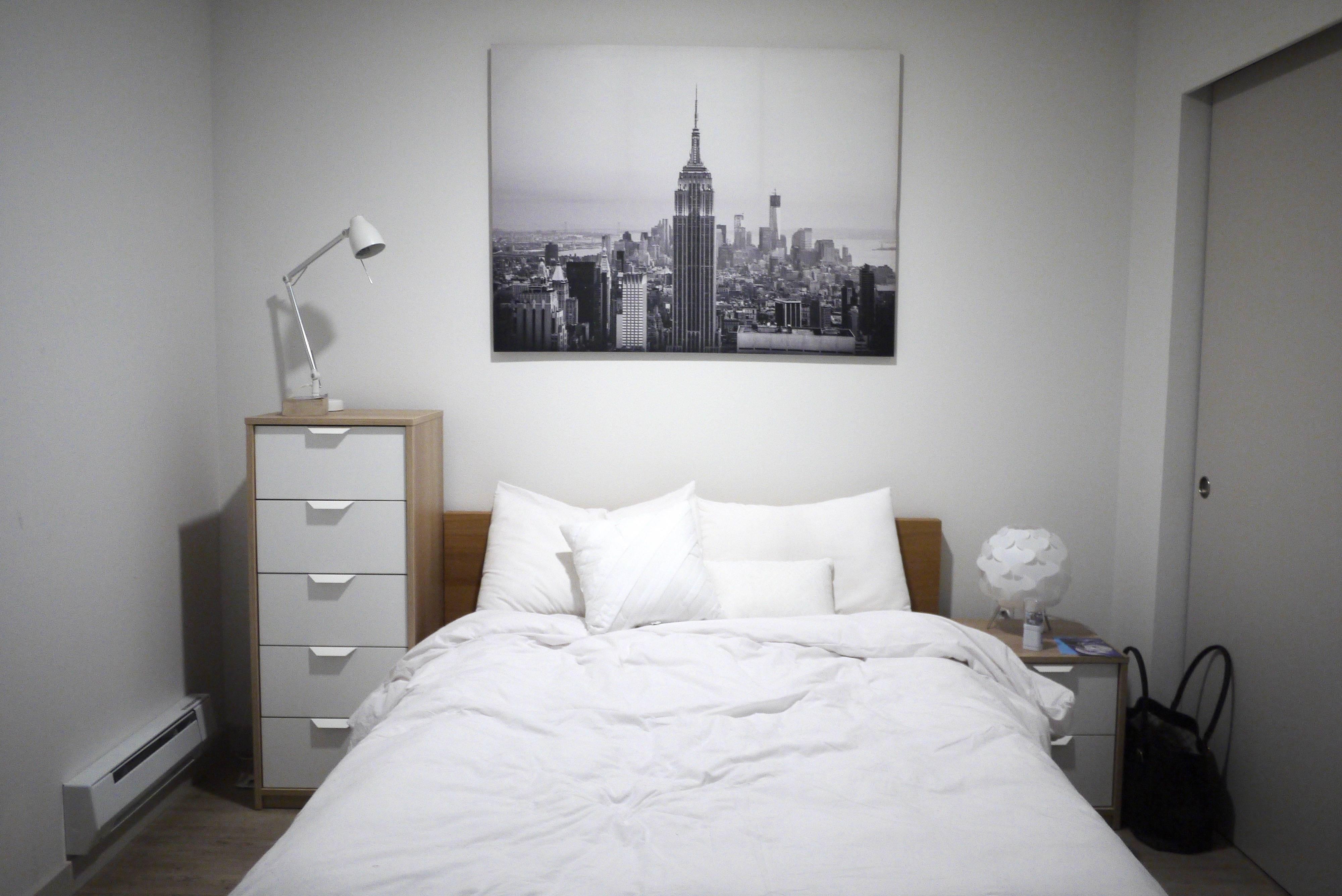 Single male bedroom design ideas