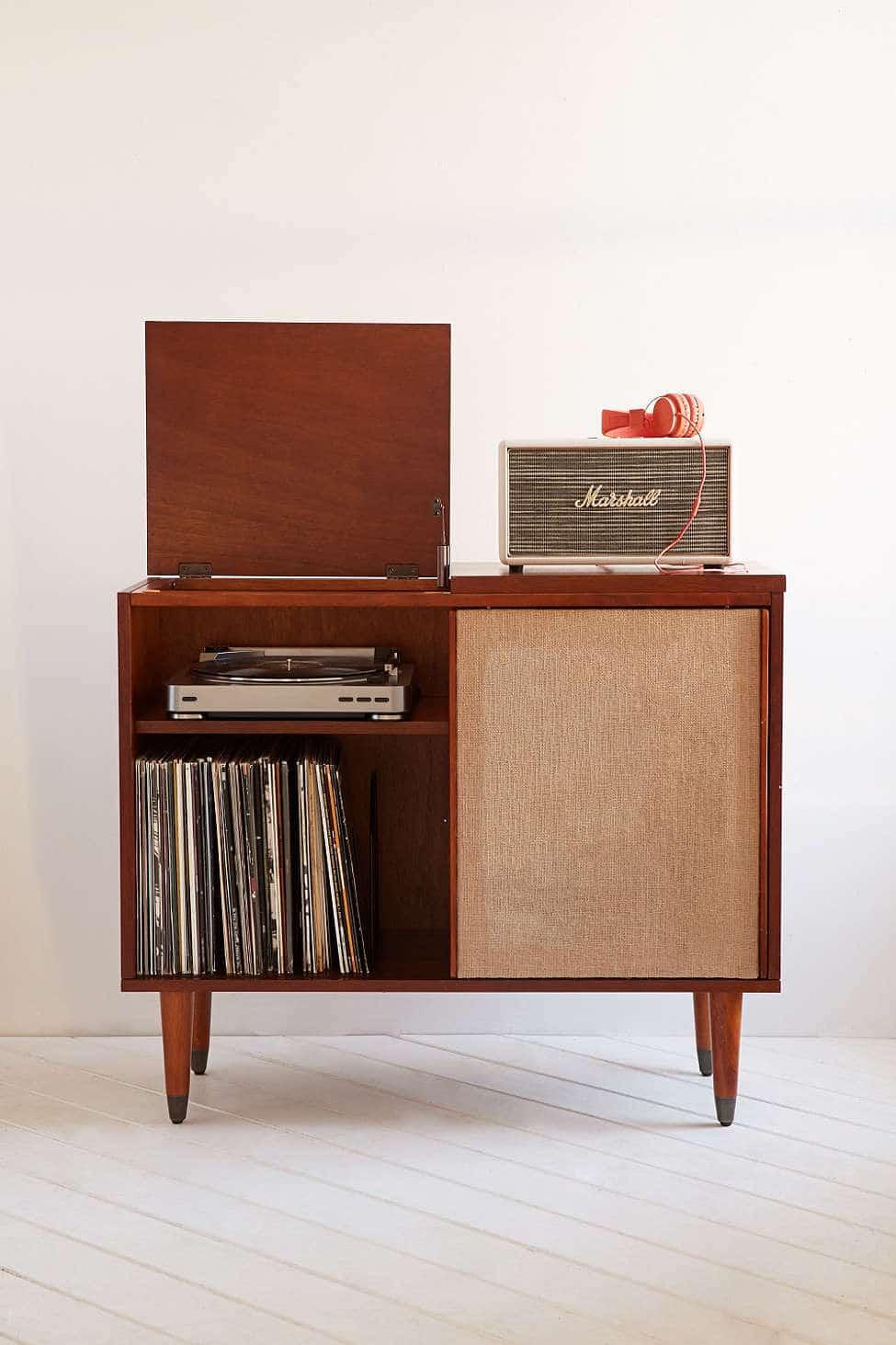 record-console