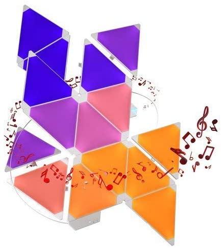 Nanoleaf Rhythm Edition Smarter Kit 15 Pack
