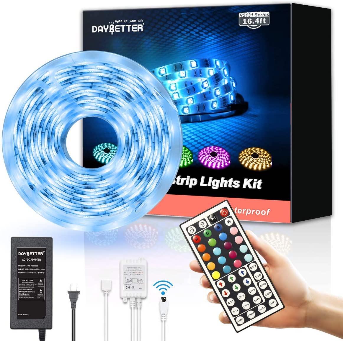 DAYBETTER Waterproof LED Strip Lights