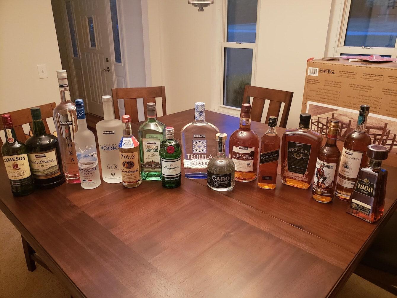 Kirkland Liquor