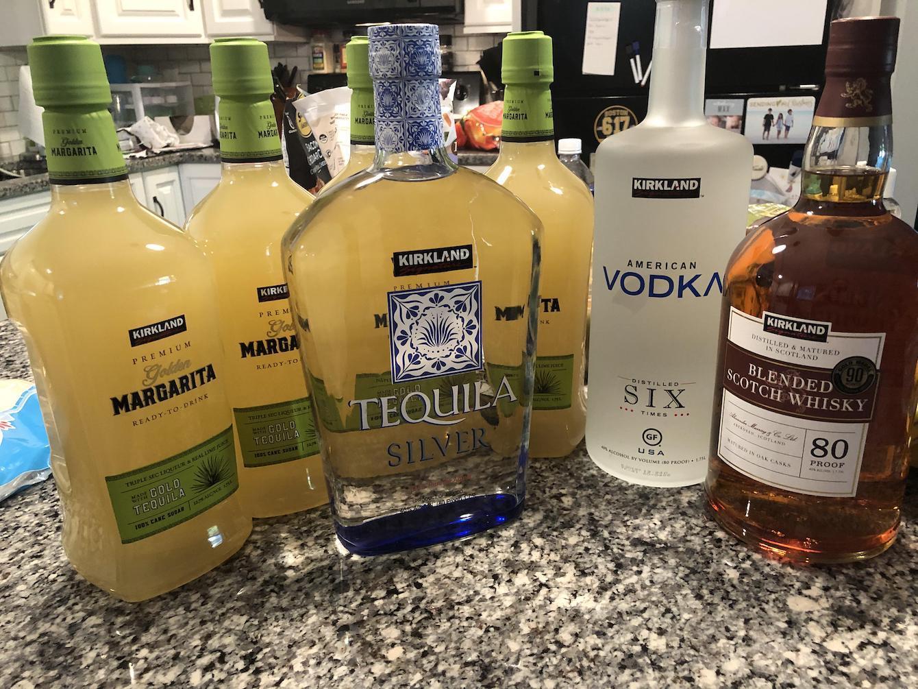 Kirkland Liquors