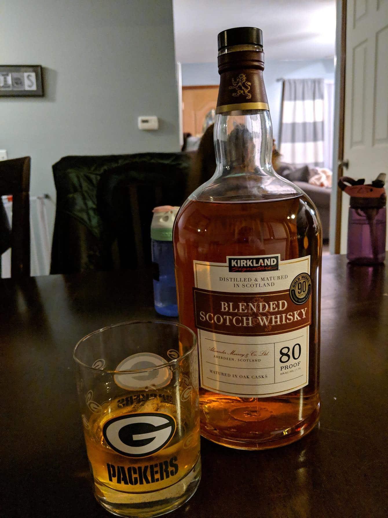 Kirkland Scotch Whisky