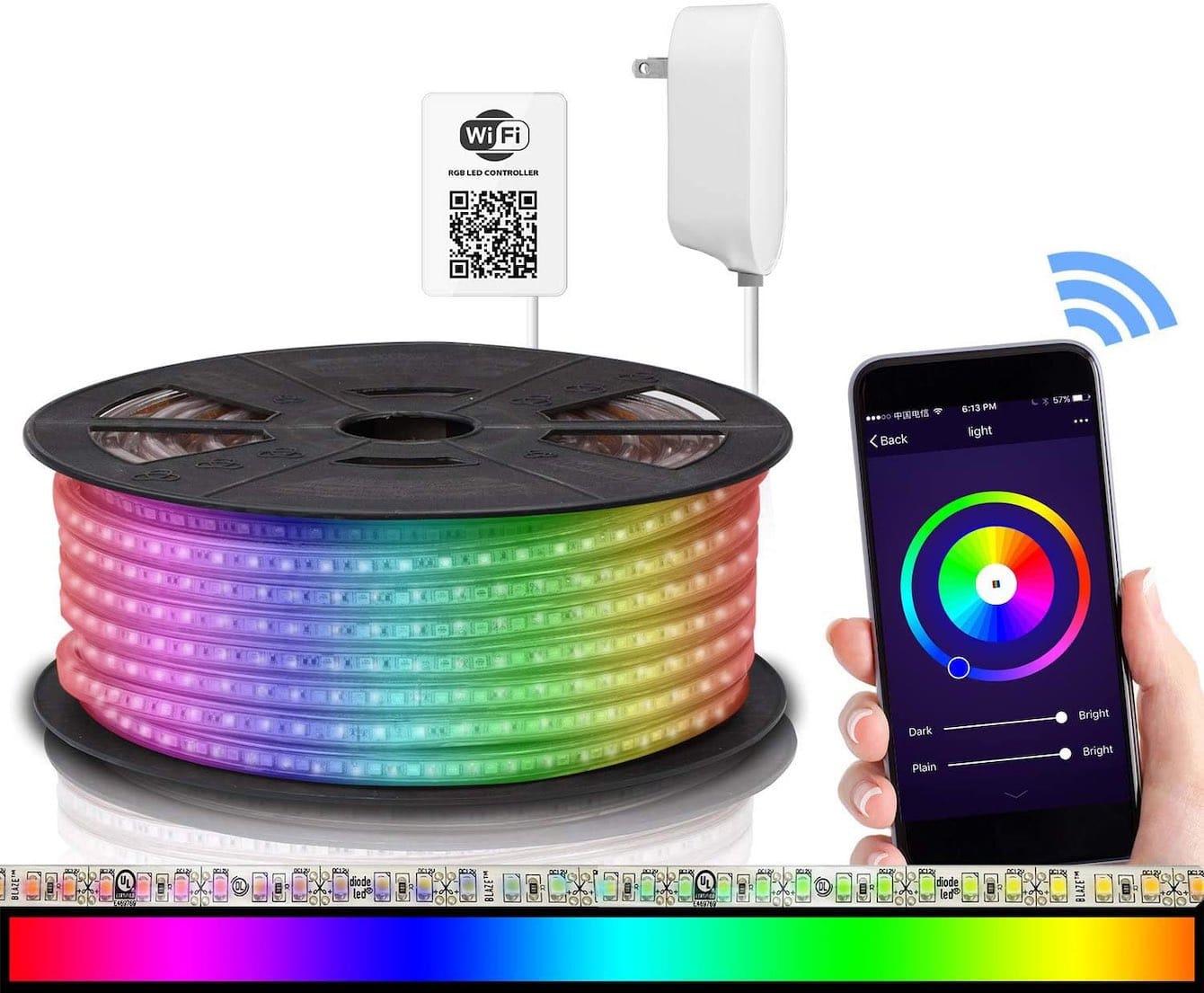 Manoxar LED Strip Lights