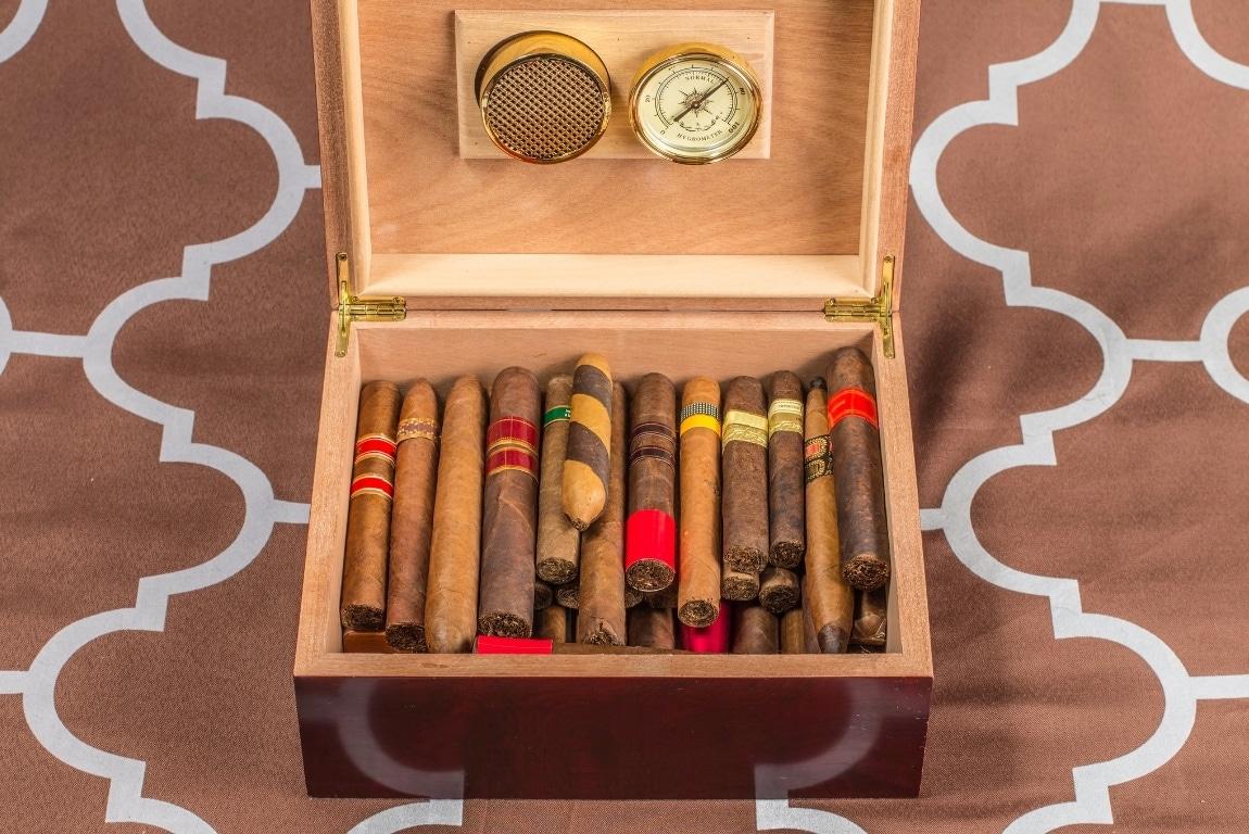 best cigar humidors under 100