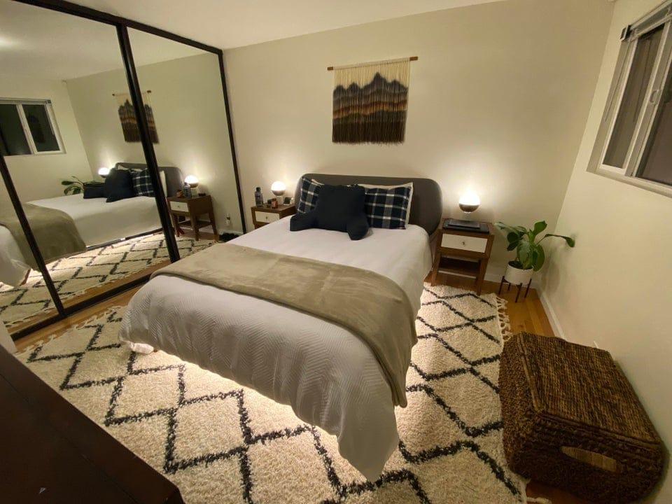 u/PacificTrekk's Bedroom for the Newly Single