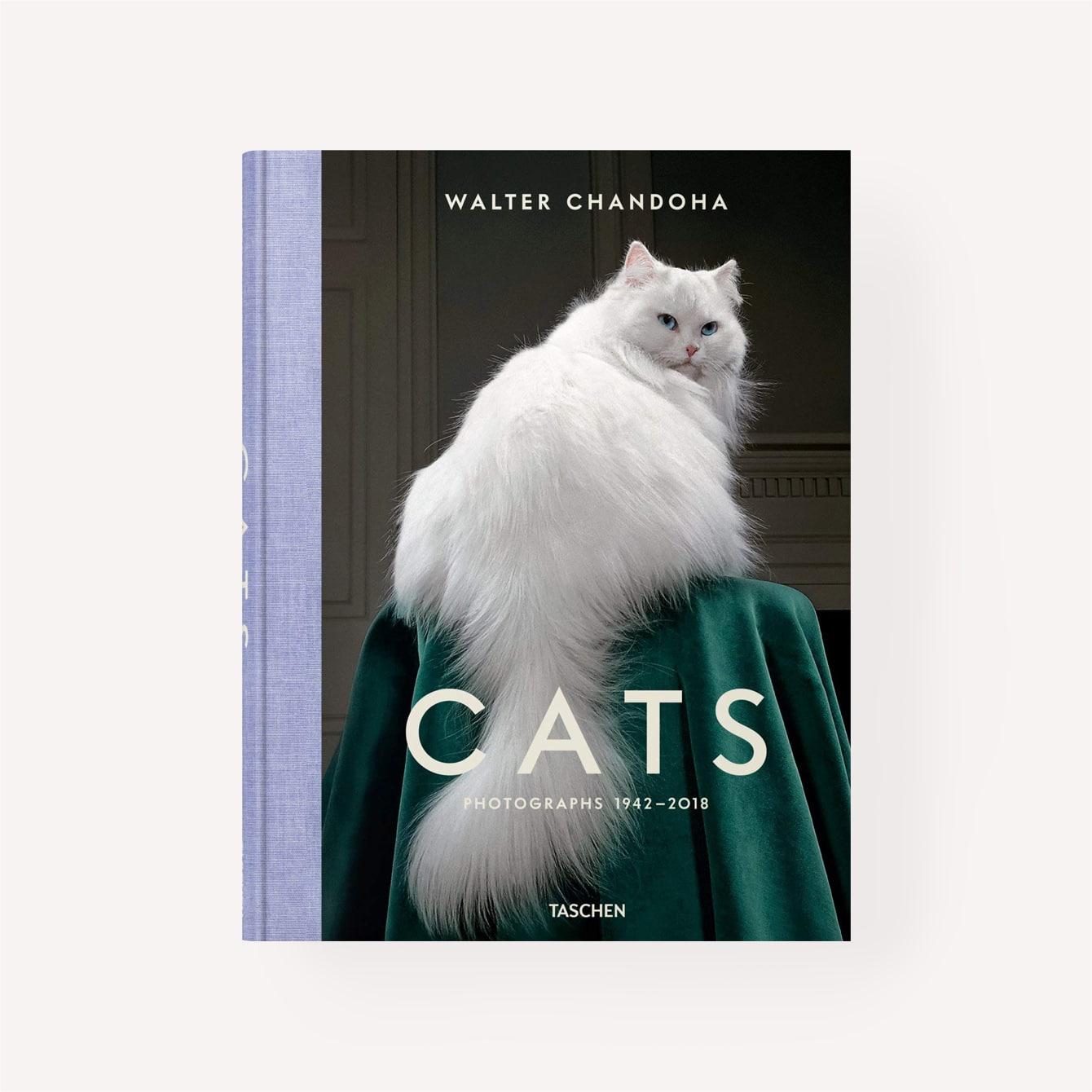 Cats Photographs 1942-2018