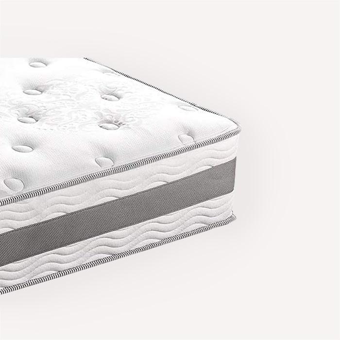 Zinus 12 Inch Gel Memory Foam Pocket Spring Hybrid Mattress