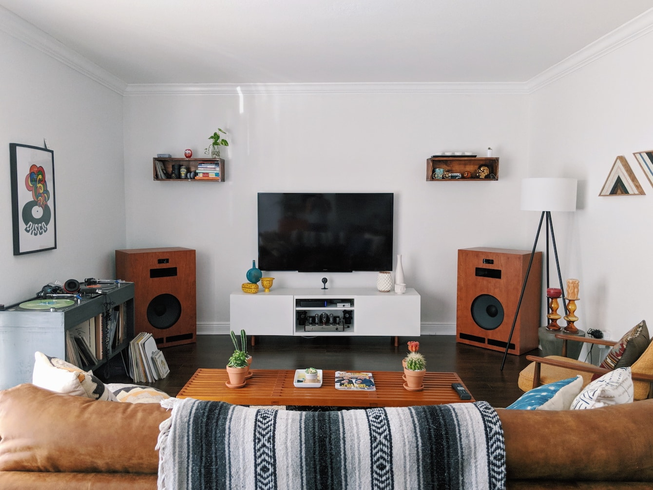 Audiophile Living Room