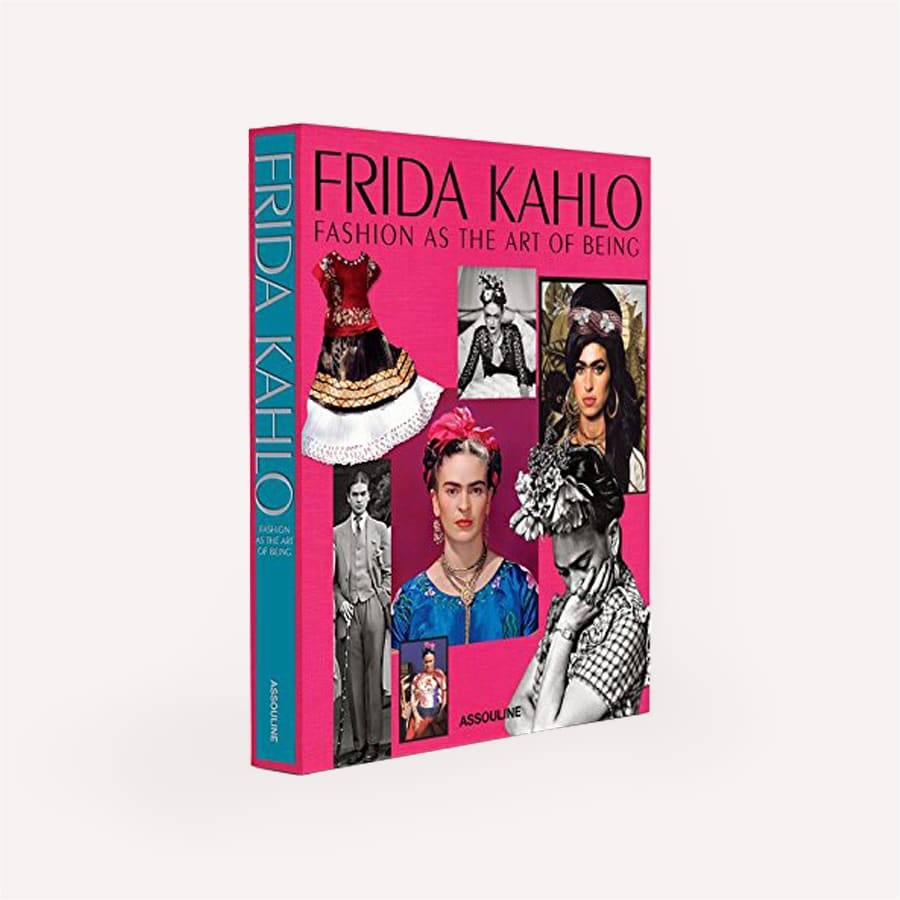Frida Kahlo Fashion as the art of being