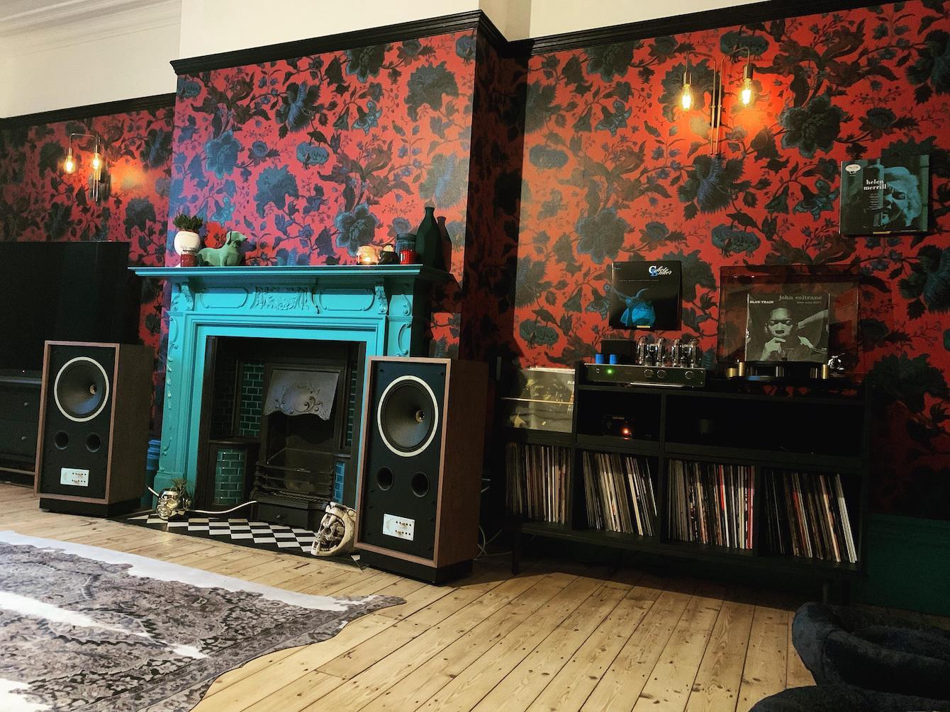 Renovated Hifi Living Room