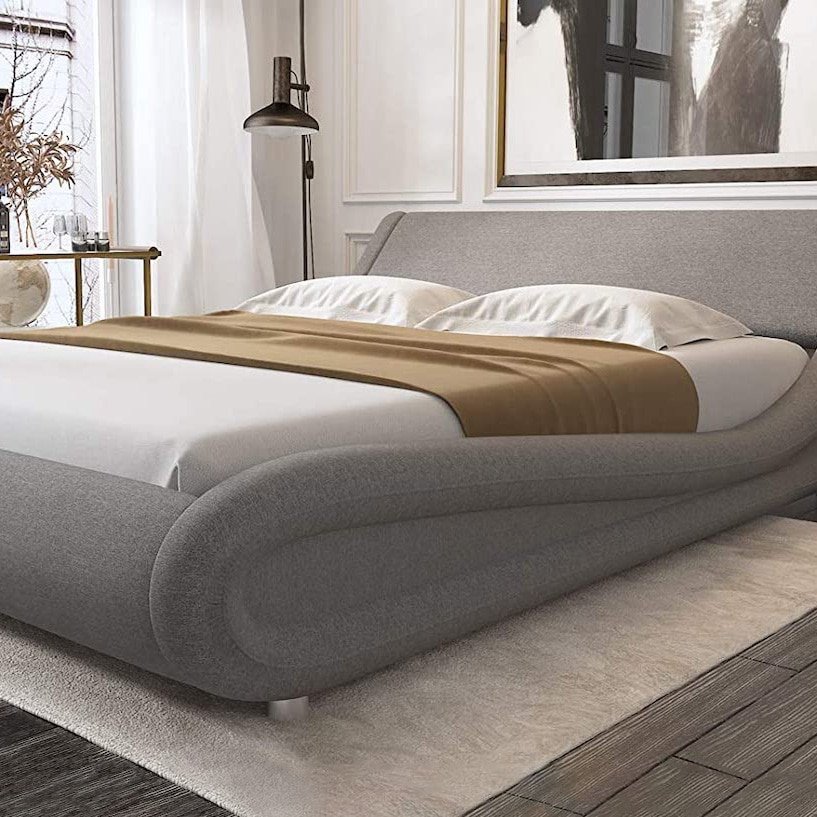 Amolife-Upholstered-Full-Platform-Bed