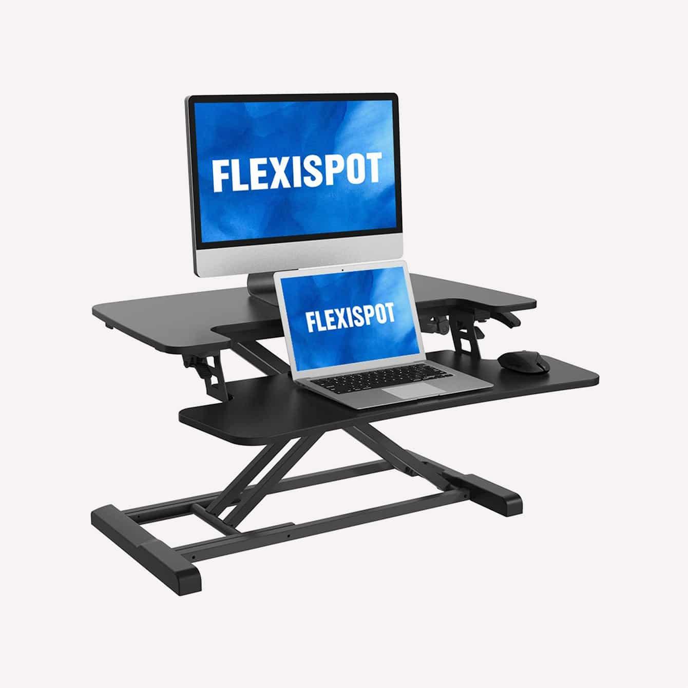 FlexiSpot Stand Up Desk Converter