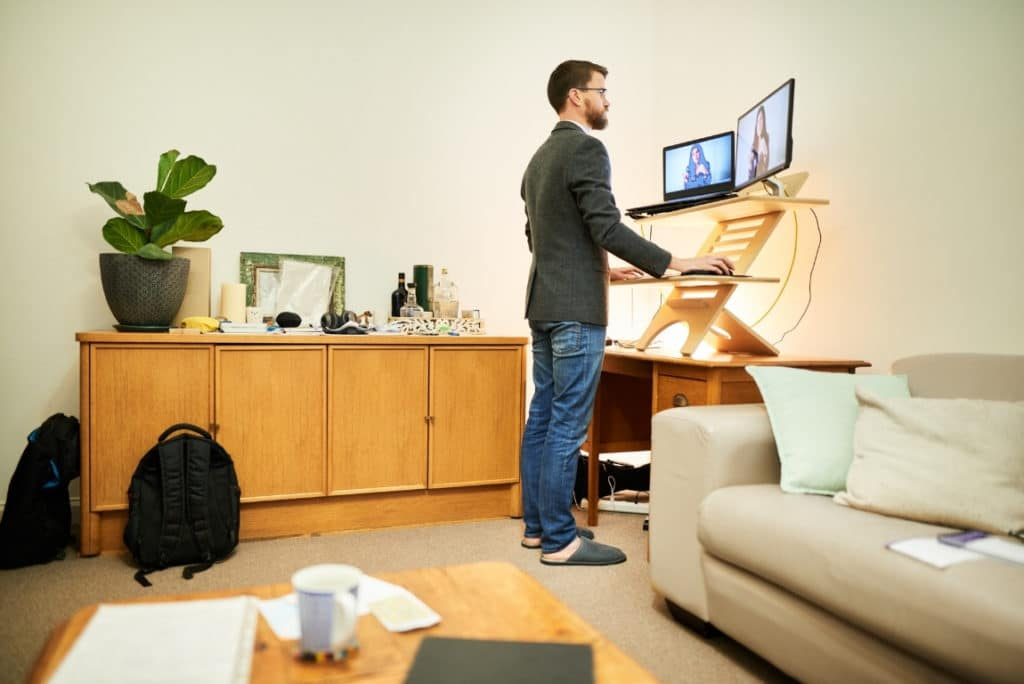 Best Small Standing Desks - Featured Image